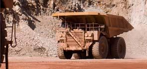 Mining Driveshaft