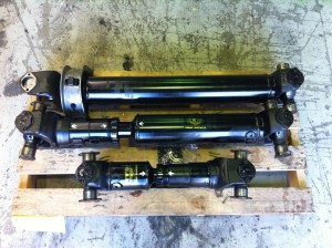 Perth Draft Shaft Repair